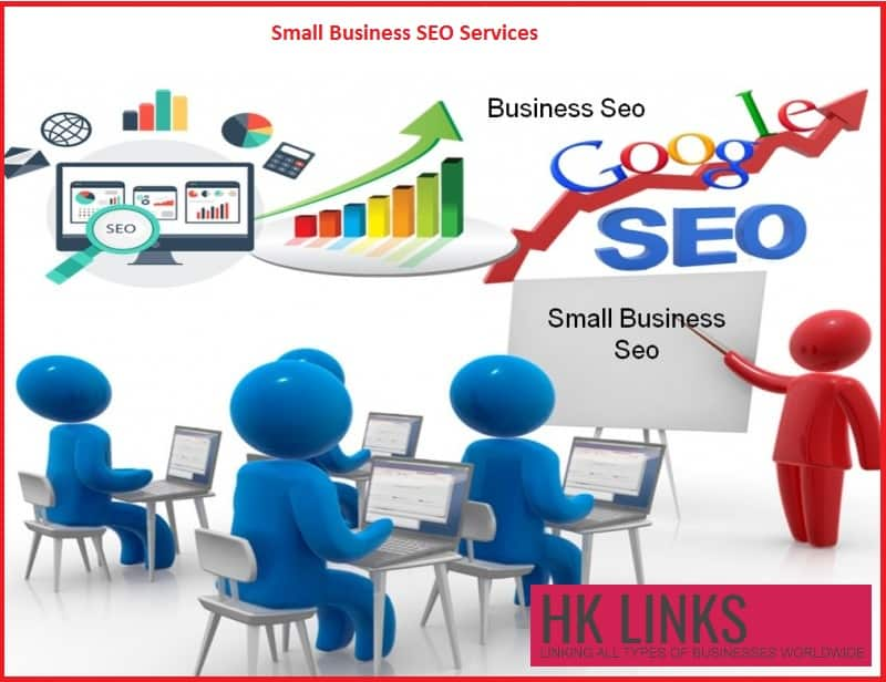 Small Business SEO Services